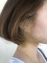 ヘアーサロン セプト(Hair Salon Sept)インナーカラーボブ