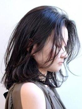 キリエ 豊橋佐藤店(KYLiE)の写真/【キリエ】一番人気のトリートメント「うる艶プラチナコース」♪髪の状態に合わせて最適なケアをご提案。