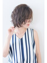 リヒトヘアー 守山店(Licht hair)大人ランダムウェーブ
