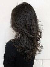 アーサス ヘアー デザイン 稲毛店(Ursus hair Design by HEADLIGHT)暗髪×大人ふんわりカール_SP20210209