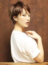シアンデルカ(CYANDELUCCA)☆横顔美人の小顔ショート☆