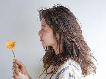 アマネ(AMANE)の写真/スタイリングが簡単&楽しくなるスタイルを提供♪ヘアケアマイスター取得のオーナーが薬剤を徹底的に厳選◎