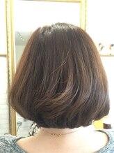 パーチェヘアー(Pace hair)フワッとボブ