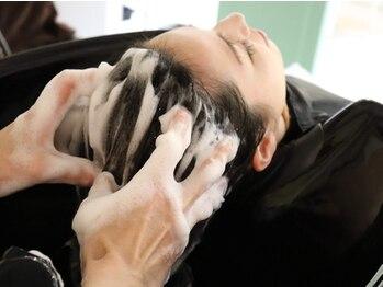 アボカド ヘアー(avocado hair)の写真/【心斎橋】日々のちょっとした疲れから、しっかり頭皮の汚れを落としたい方まで!健康な髪は頭皮から♪