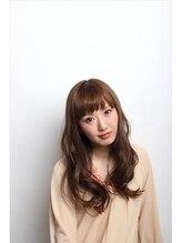 ヘアーアンドスペースコト 東口店(hair+space coto)小顔 効果も可愛さも叶えるよくばりレイヤーミックス