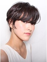 ビスヘアアンドメイク(BIS hair&make)クール ショートレイヤー