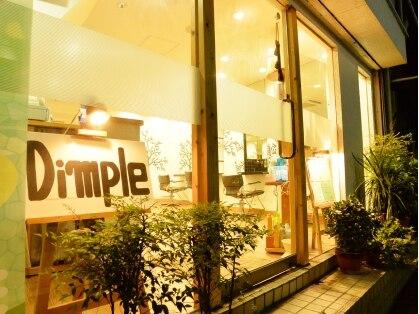 ヘアー デザイン ディンプル(hair design DIMPLE)の写真