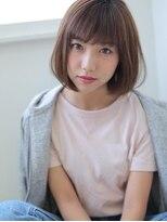 アグ ヘアー エクラ 津志田店(Agu hair eclat)ピュアな好感レトロボブ