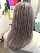 ヘアーグランデシーク(Hair Grande Seeek) Wisteria color♪