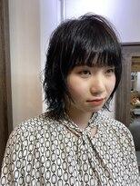 コレット ヘアー 大通(Colette hair)ウルフパーマ