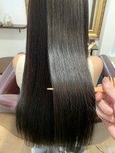リュノン 上本町店(Ryunon)髪質改善トリートメント#黒髪