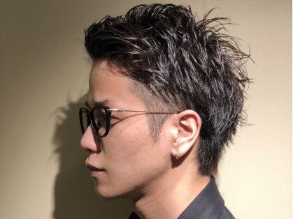 HAIR'S NJ MEN 千里中央店の写真