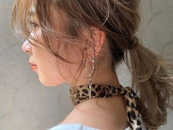 アンバースデー(UNBIRTHDAY)の写真/自分らしさを表してくれるヘアスタイル。あなたの魅力を引き出し、こうなりたい!をプロ目線でご提案します