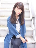【ALBUM渋谷】NOBU_ストレートミディ_6824