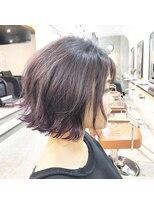 エトネ ヘアーサロン 仙台駅前(eTONe hair salon)【20代向け】自分らしさの表現を拡げる裾カラー