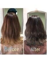 イルミナカラー 【Before & After】