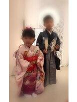 サトワ(Satowa)3歳着付け帯付 5歳着付け