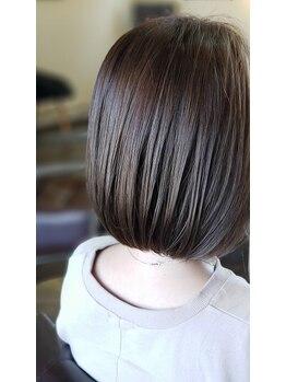 ルーセントヘアー(LUCENT HAIR)の写真/好きな色が楽しめるグレイカラー!ファッションカラーをする感覚で、カラーを楽しめます♪