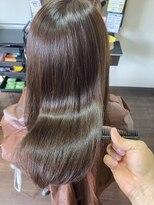 ヘアケアサロン シェーン(hair care salon Schon)上品な髪色とやばやばトリートメントでツヤツヤに