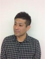【reunion hair】メンズカット4
