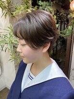 コレット ヘアー 大通(Colette hair)レディースマッシュスタイル