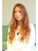ヘア エスト 古賀店(HAIR EST)ゆるふわ ロング カール
