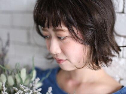 ヘアアンドメイク ジョジ(HAIR&MAKE JOJI)の写真