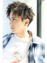 リップスヘアー 銀座(LIPPS hair)【爽やか印象!】ビジカジアップバング