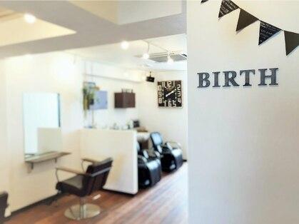 バース ヘアー デザイン(BIRTH hair design)の写真