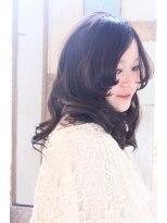 CieL★黒髪ニュアンススタイル