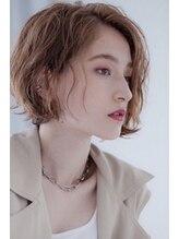 アッシュ 下北沢店(Ash)【20代】抜け感ミニボブ