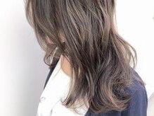 スリー ヘア ラウンジ(THREE hair lounge)の雰囲気(トレンドカラーや高い再現性のスタイルで魅力を引き出します♪)
