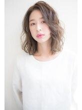 バース ヘアー デザイン(BIRTH hair design)【中野BIRTH】ナチュラルウェーブミディ