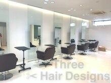スリーヘアーデザインズ(Three Hair Designs)