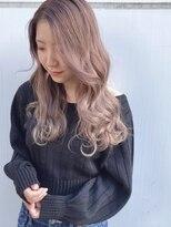 スティル ヘアアンドアイラッシュ(STILL hair&eyelash)【STILLが叶える・・】ハイトーンピンクベージュ