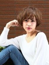 レボルトヘアー 松戸店(R-EVOLUT hair)レボルトヘアー松戸マッシュショートボブ