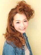 LeiR = 笑顔 = 美しい髪