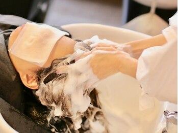 ソアラバイコットン(Soara by Cotton)の写真/最高峰【ULALAKAトリートメント】で褒められる髪へ…本来の美しい髪へ導きます◎是非体験してみてください!