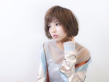 イントウキョウ アイスター(IN TOKYO×EYE STAR)の写真/【カット¥2160/カット+カラー+トリートメント¥5400】高技術×高品質を毎月通えるプチプライスが◎