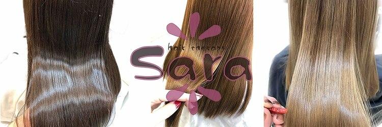 ヘアセラピー サラ 北仙台店(hair therapy Sara)のサロンヘッダー