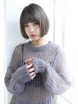 【Rose】ディープグレージュ×ボブ★★