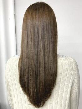 ブッディ(BDY)の写真/2020.6にトリートメントがフルリニューアル!髪の芯から、柔らかく・しっとりとした理想的な髪に導きます☆