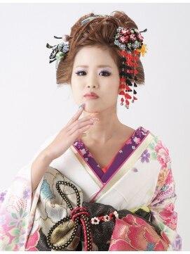 モダンヘアスタイル 花魁 髪型 名前 : beauty.hotpepper.jp