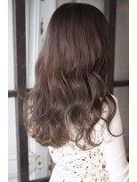 リタへアーズ(RITA Hairs)[RITA Hairs]パープルガーネットxラフ巻きmix☆お客様snap