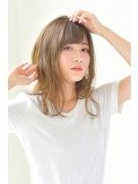 イメージア 用賀店(IMAGE A)小顔無造作HAIR