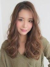 アグ ヘアー ダニエル 丸亀店(Agu hair daniel's)《Agu hair》Aライン王道カール
