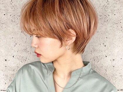 アグ ヘアー ビナ 海老名店(Agu hair vina)の写真