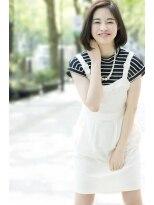 ジョエミバイアンアミ(joemi by Un ami)【 joemi 】カットだけで決まる☆フレンチボブ