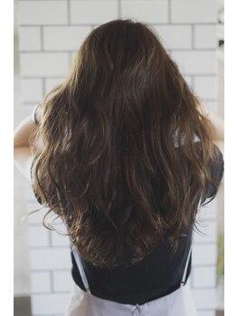 フィフス ヘアー(FIFTH hair)の写真/お客様の毎日のヘアセットを第一に考え、まとまりやい髪に+α<オシャレ>を加えた提案を致します◎