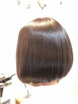 アイビーヘアー(IVY Hair)ワンレンナチュラルBOB